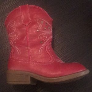 6ce38bed1b12 Kids  Used Cowboy Boots on Poshmark